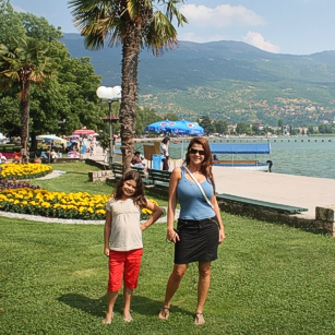 Beautiful afternoon by a Lake in Macedonia caught by Omnimundi Family
