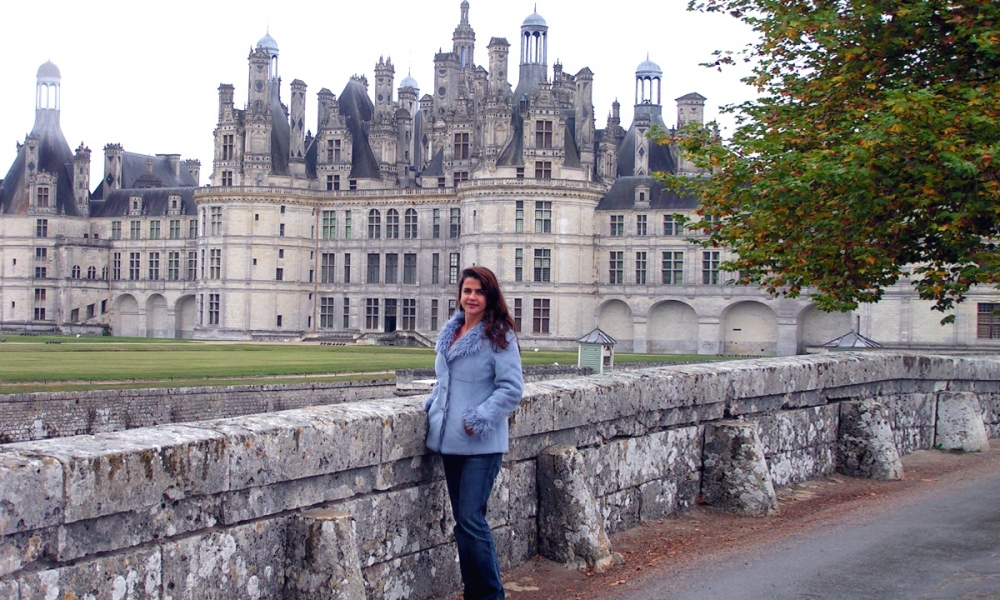 europe-france-Chambord castle