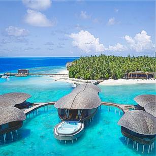 Super luxury St Regis Hotel in the Maldives by Omnimundi